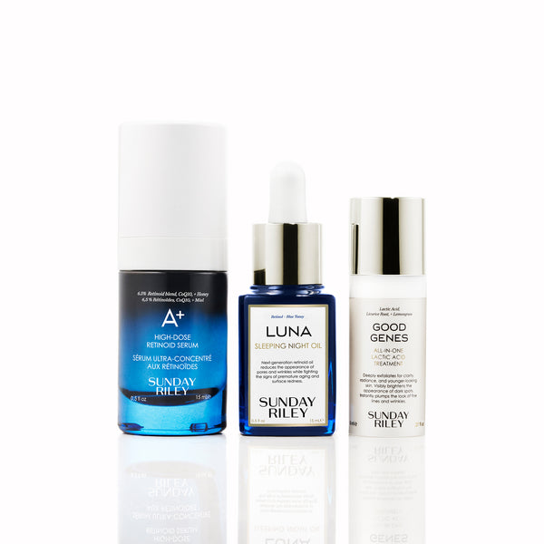 Retinol & Repeat Kit Vol.1