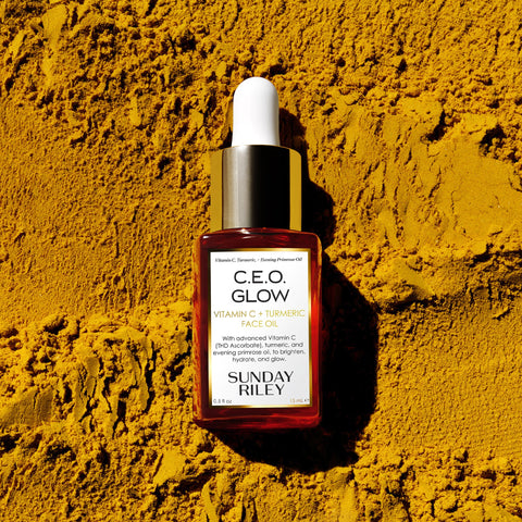 C.E.O. Glow Vitamin C and Turmeric Face Oil