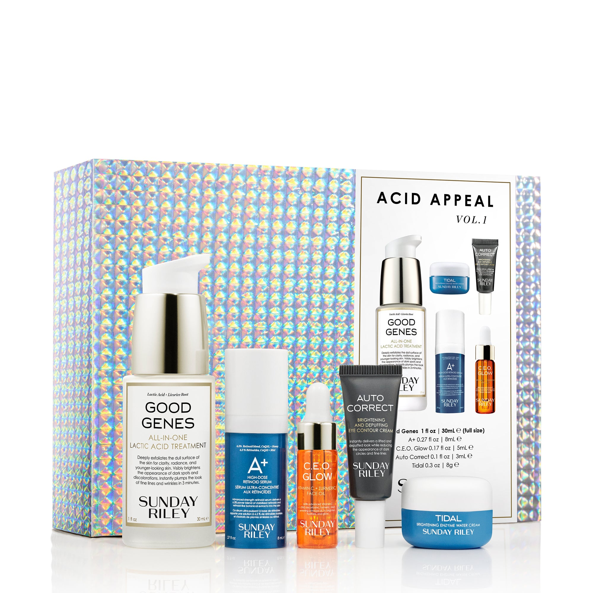 Acid Appeal Kit Vol. 1