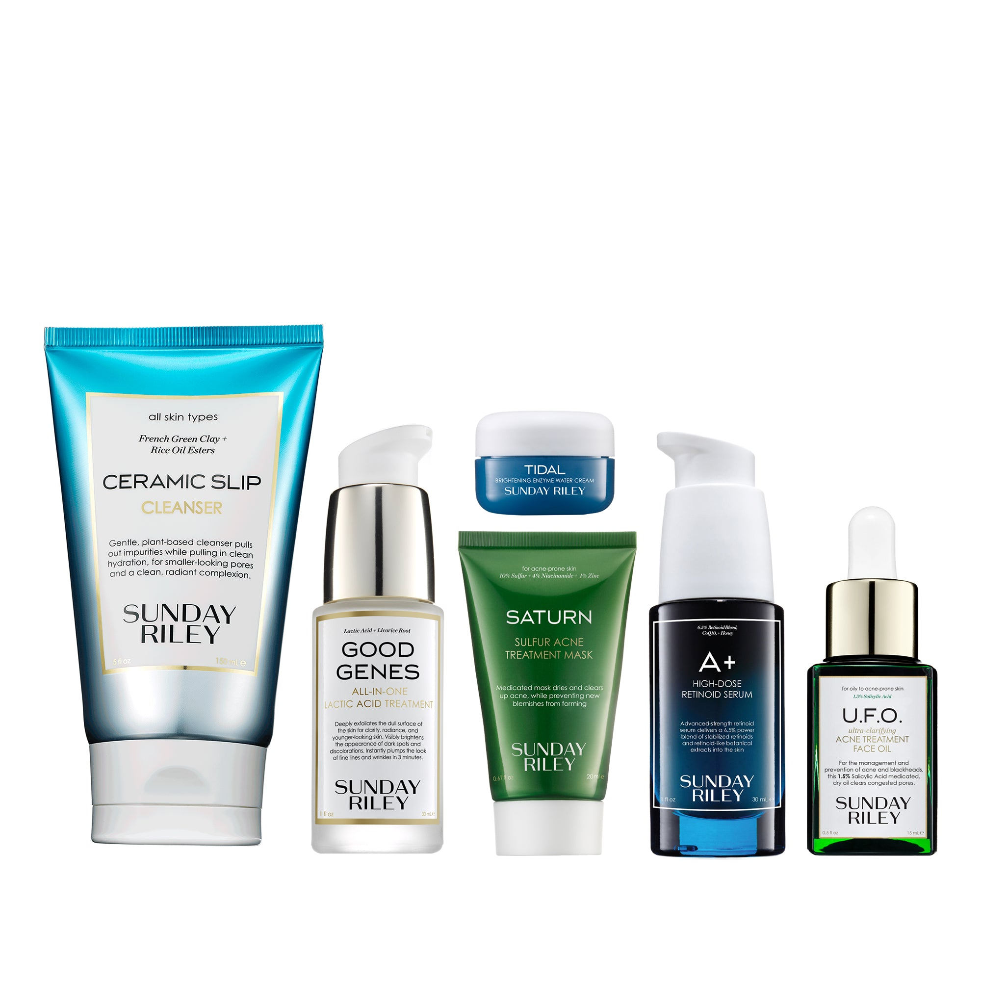 Acne Regimen Bundle