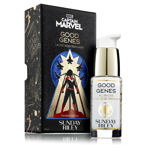 <strong>CAPTAIN MARVEL x GOOD GENES</strong> All-In-One Lactic Acid Treatment