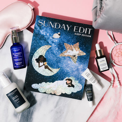Sunday Edit Journal - Sleep Edition
