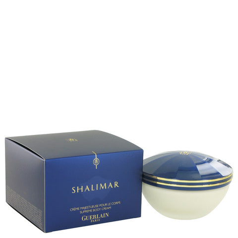 SHALIMAR by Guerlain Body Cream 7 oz for Women