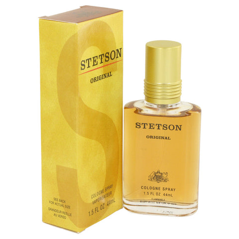 STETSON by Coty Cologne Spray 1.5 oz for Men