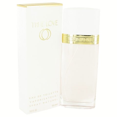 TRUE LOVE by Elizabeth Arden Eau De Toilette Spray 3.3 oz for Women