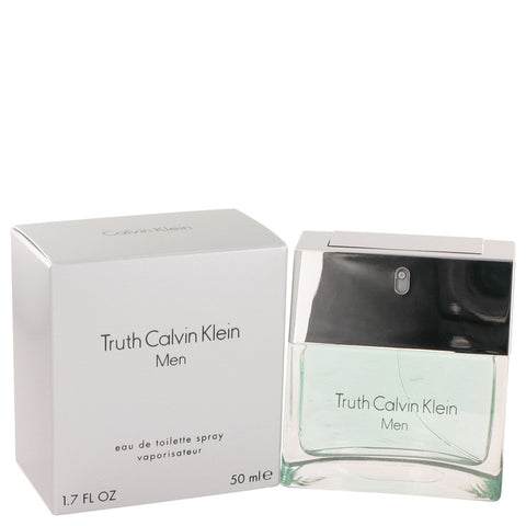 TRUTH by Calvin Klein Eau De Toilette Spray 1.7 oz for Men