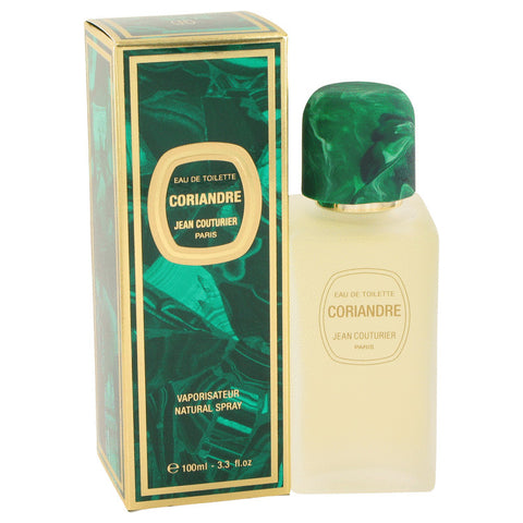 CORIANDRE by Jean Couturier Eau De Toilette Spray 3.4 oz for Women