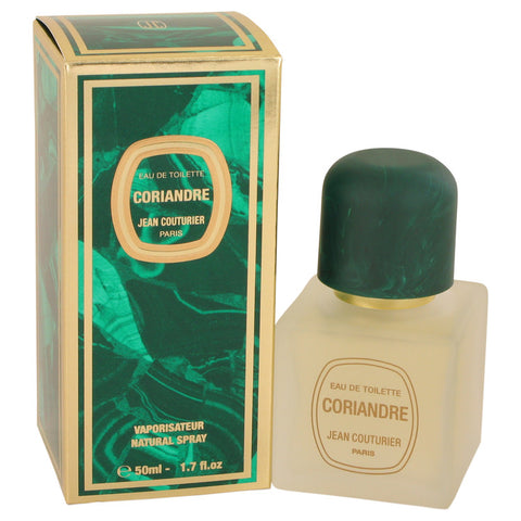 CORIANDRE by Jean Couturier Eau De Toilette Spray 1.7 oz for Women
