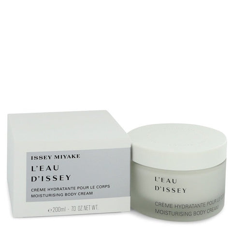 L'EAU D'ISSEY (issey Miyake) by Issey Miyake Body Cream 6.7 oz for Women