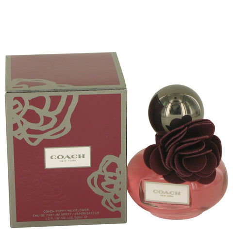 Coach Poppy Wildflower by Coach Eau De Parfum Spray 1 oz for Women
