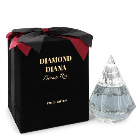 Diamond Diana Ross by Diana Ross Eau De Parfum Spray 3.4 oz for Women