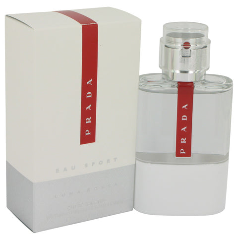 Prada Luna Rossa Eau Sport by Prada Eau De Toilette Spray 2.5 oz for Men