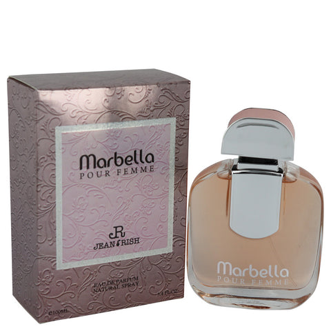 Marbella by Jean Rish Eau De Parfum Spray 3.4 oz for Women