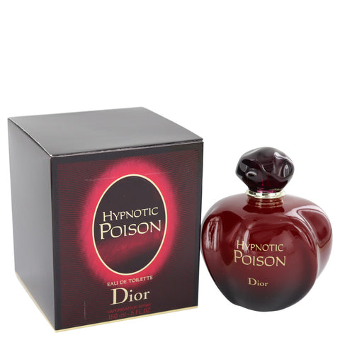 Hypnotic Poison by Christian Dior Eau De Toilette Spray 5 oz for Women