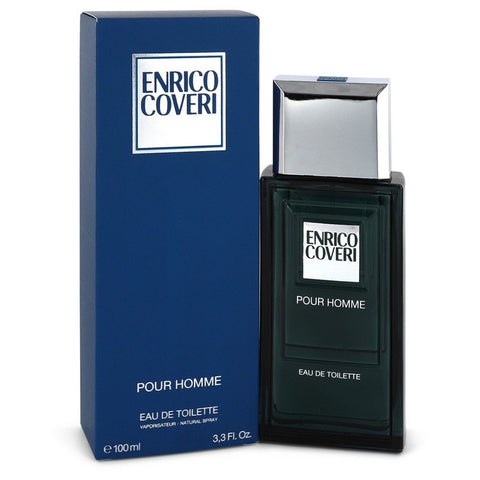 ENRICO COVERI by Enrico Coveri Eau De Toilette Spray 3.3 oz  for Men