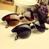 Eyewear Vintage Retro Unisex Sunglasses Women Brand Designer Men Sun Glasses 10 Colors Oculos De Sol Feminino Y5