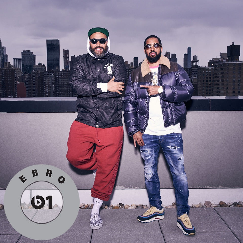 Roc Marciano on RR2 - The Bitter Dose - Beats 1 with Ebro