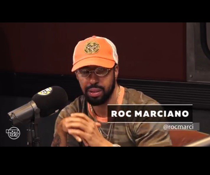 Watch Roc on Hot97 with Peter Rosenberg