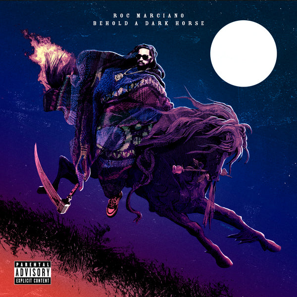 Roc Marciano - Behold A Dark Horse (CD)