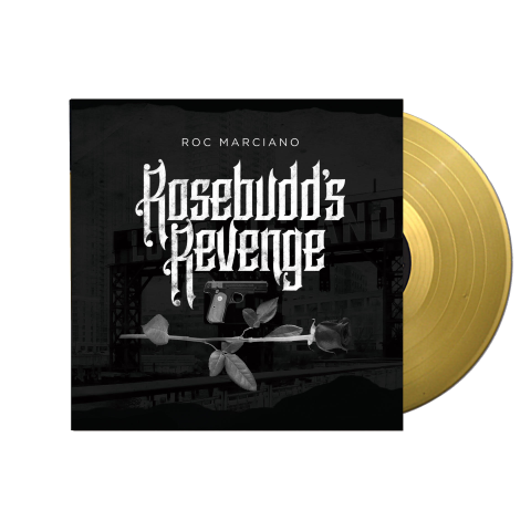 SOLD OUT! Roc Marciano - Rosebudd's Revenge (Special Limited Edition Gold Vinyl)