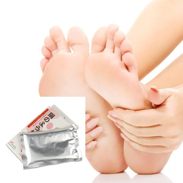 Foot Rejuvenating Peel Mask