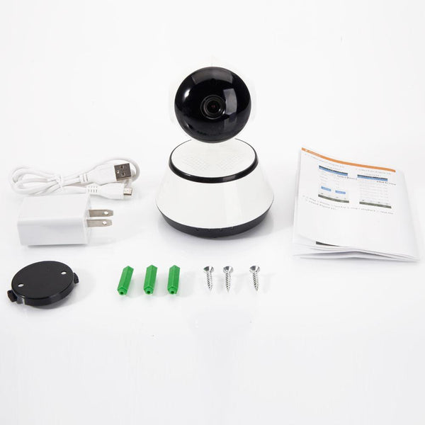 WiFi Enabled HD Home Security IP Camera
