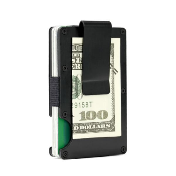 The SlimClip Wallet