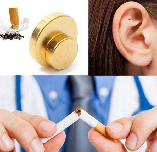 The Magnetic Anti-Smoking Patch