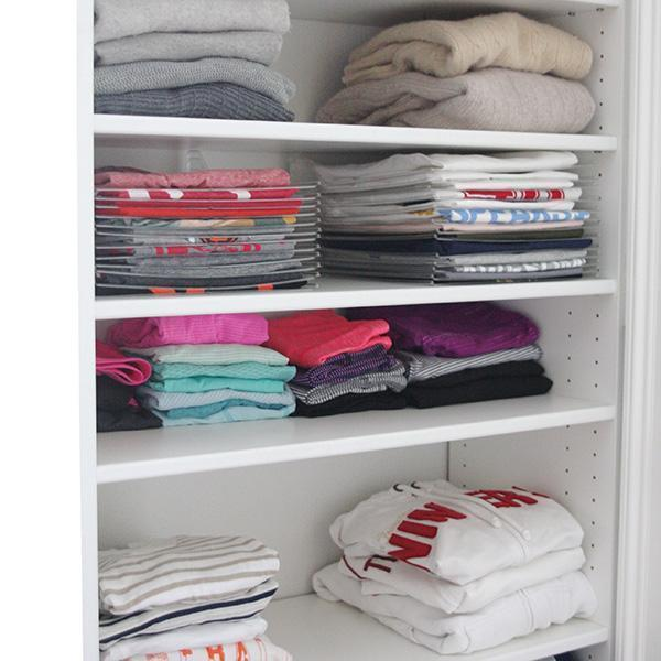 The Shirt Organizer (10 pieces)