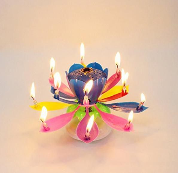 The Magic Birthday Candle