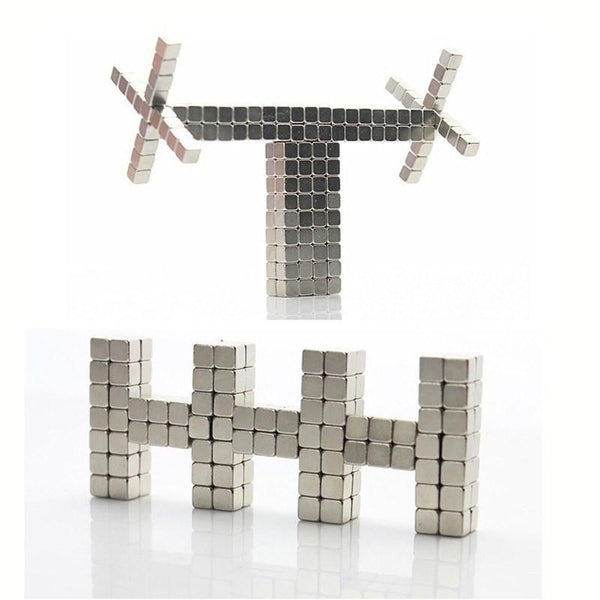 The Magnetic Puzzle Cube