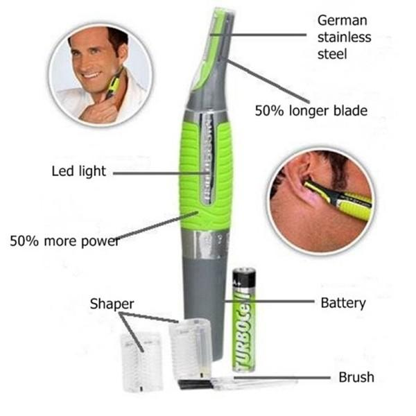 All-In-One Precision Facial Hair Trimmer