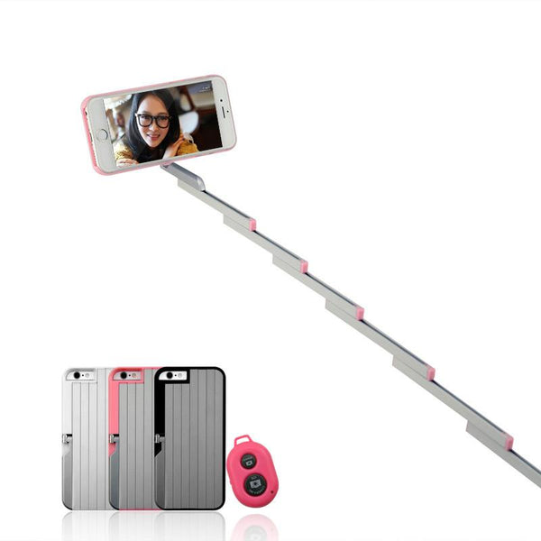 Selfie Stick Case for iPhone