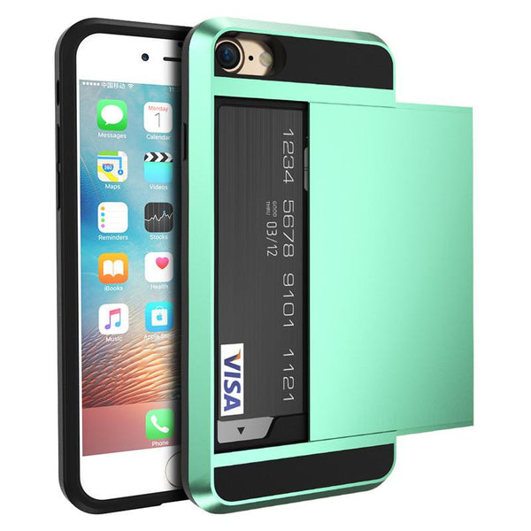 Secret Wallet Case for iPhone