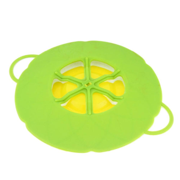 Multi-Purpose Bloom Spill Stopper and Lid Cover