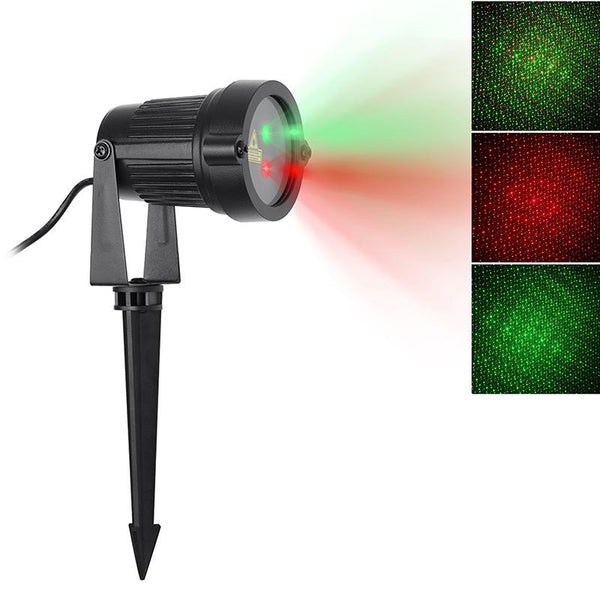The Laser Star Outdoor Decorative Lights