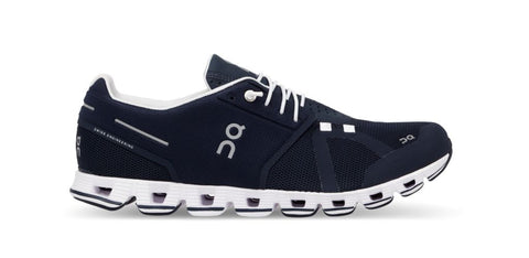 On Cloud Running Shoe Navy
