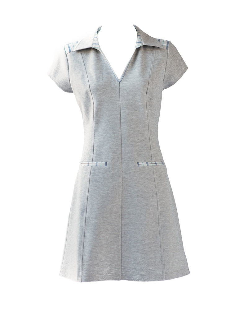 Grey Meadow Dress