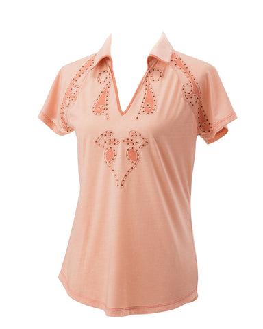 Peach Sundance Shirt