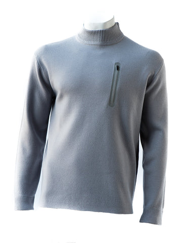 Silver Wellington Sweater