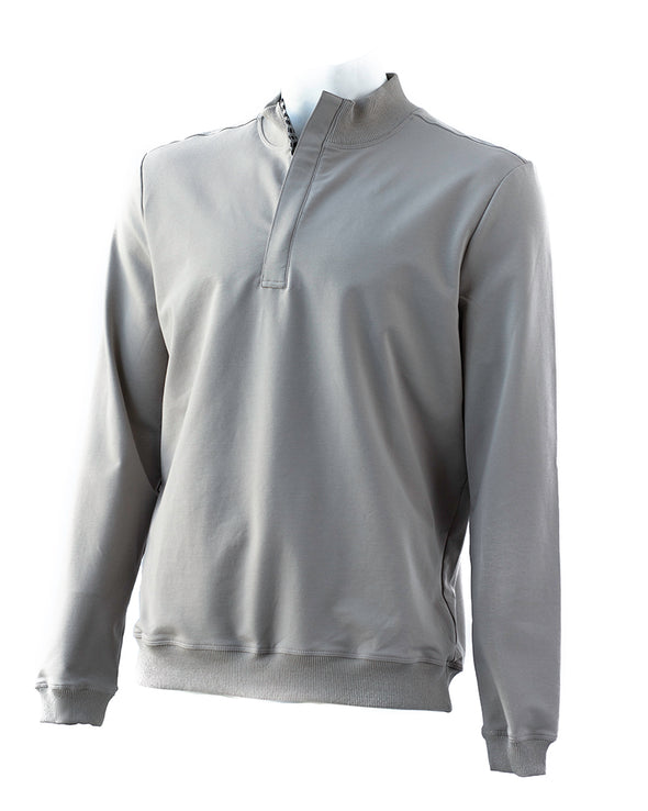 Tradition Cotton Quarter Zip