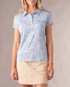 Ladies' Ditsy Floral Kamas Shirt