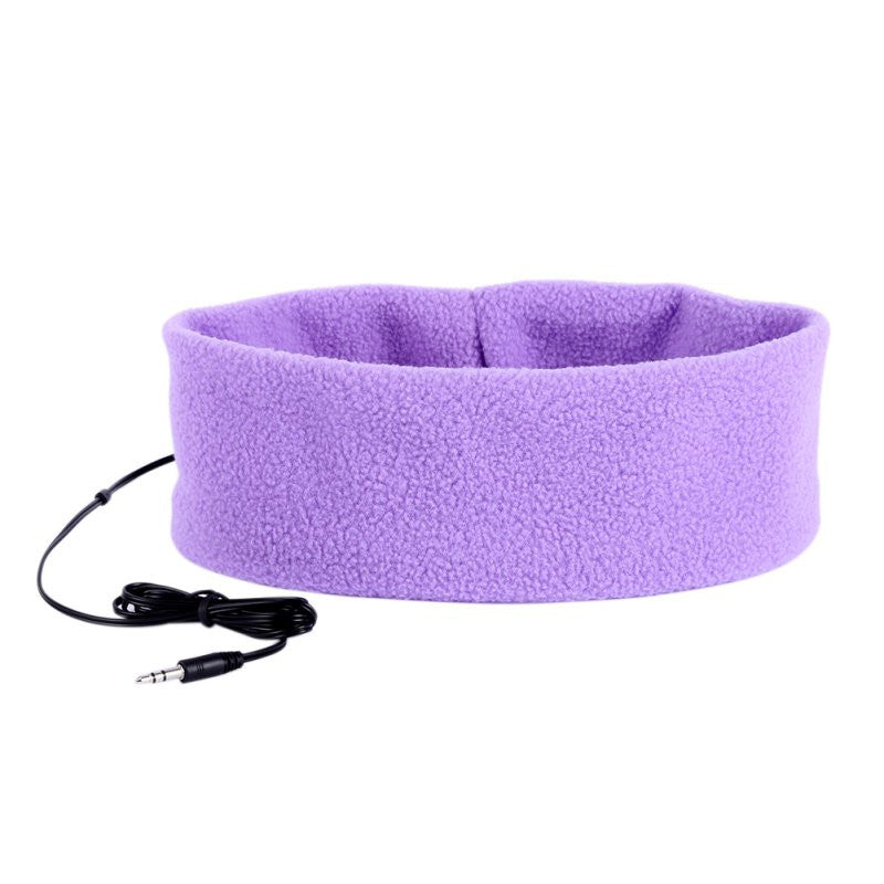Anti-Noise Sleeping Earphones Headband for Iphone and Android