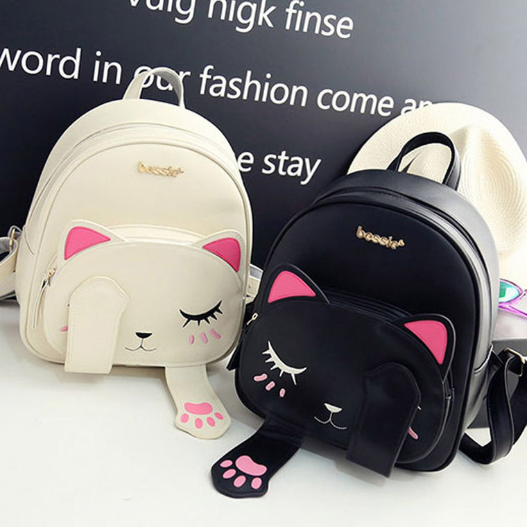 Lovely Cat Backpack