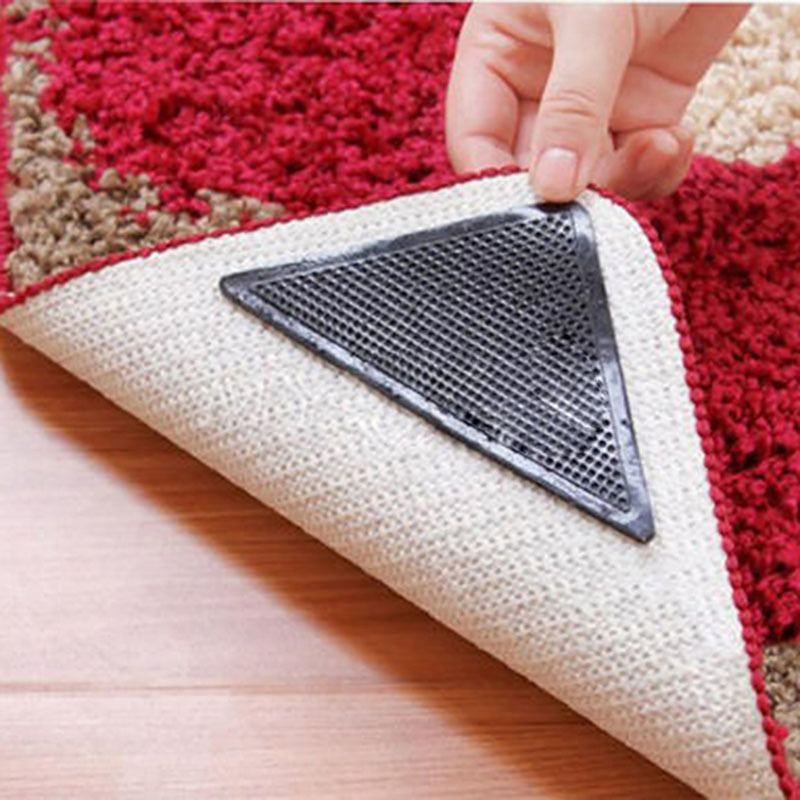 Eco-friendly and Reusable Rug Grippers ( 8PCs )