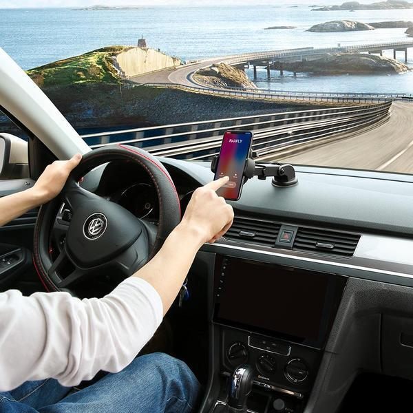 Automatic Infrared Sensor Phone Holder