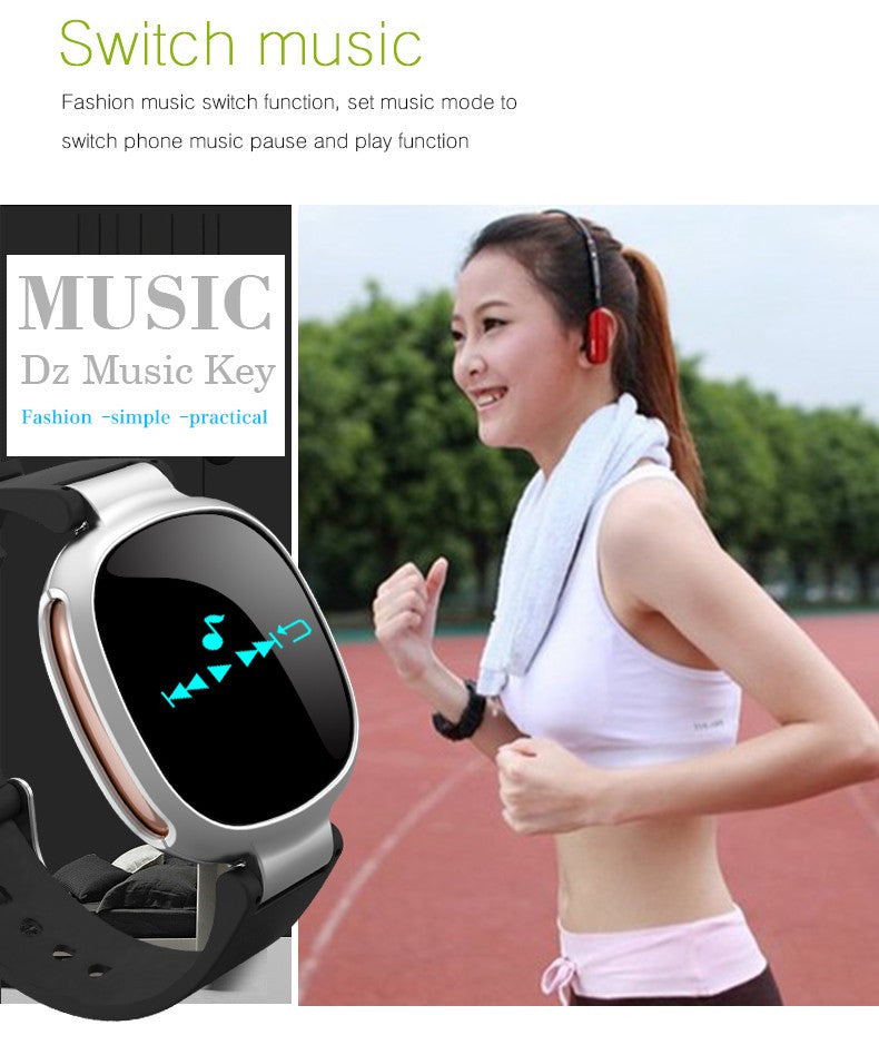 LEMFO E08 Smart Band IP67 Waterproof Sports Smart Watch for iOS & Android Phone
