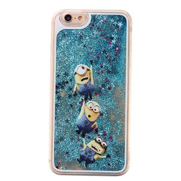 iphone 6 6S plus Minions Cartoon Design Case
