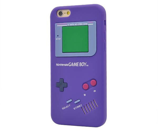 2017 GameBoy Model Silicon Soft Back Case Cover For Apple iphone 5 5G 5S SE Phone Case