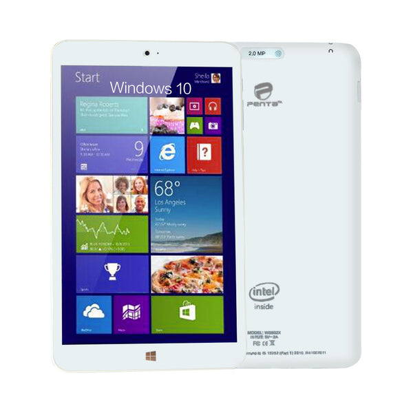 "PENTA Tablet Windows 8"" inch"